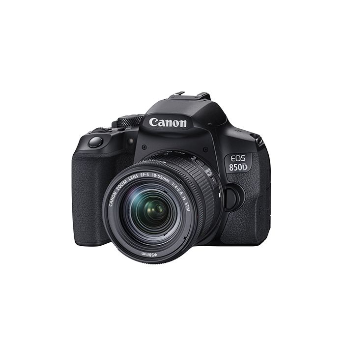 EOS 850D 連 EF-S 18-55mm f/4-5.6 IS STM 鏡頭套裝